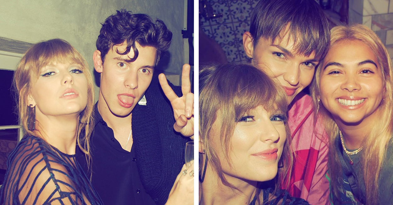 Taylor Swift Threw An Epic AMAs After-Party With All Her BFFs And I'm Definitely Not Jealous At All