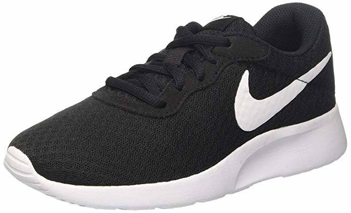 separation shoes d8470 fd76c Or a classic black Nike tennis shoe you can t go wrong with. These babies  will support your feet till the end of time.