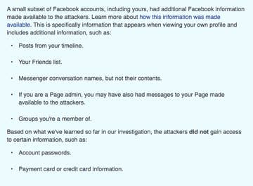 Here's How To Check If Your Facebook Profile Was One Of The 30