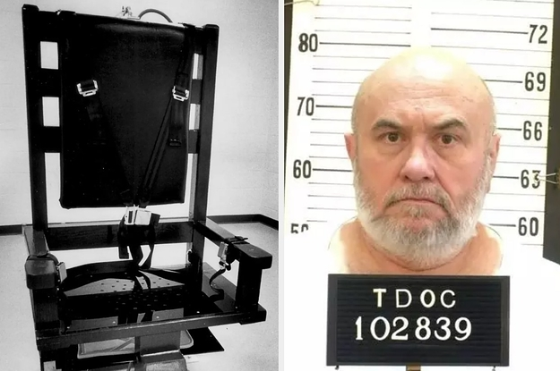 Here's The Horrifying History Of The Electric Chair That