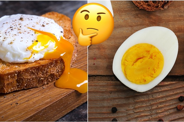 Make These Extremely Difficult Egg Decisions And We'll Tell You If You Should Ge...