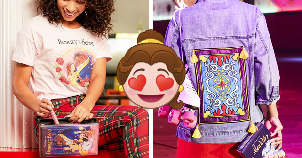 Disney Just Launched A '90s Flashback Collection And It Will Make You Super Nost...