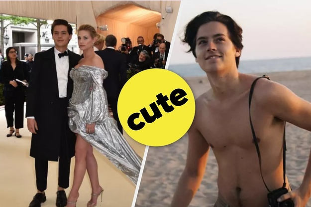 Lili Reinhart Posted A Cute Photo Of Cole Sprouse And Then He Gently Trolled Her