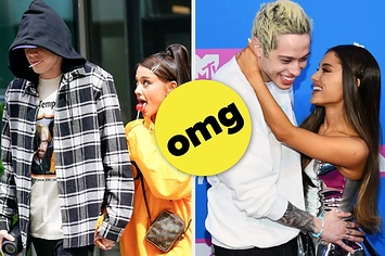Apparently Ariana Grande And Pete Davidson Have Called Off Their Engagement So People Are Chiming In