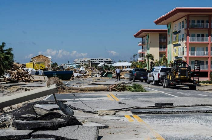 Updates: At Least 26 People Have Died As A Result Of Hurricane Michael