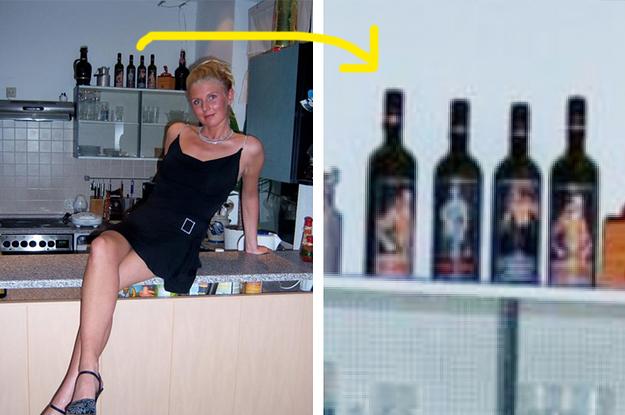 Diese AfD-Politikerin hat offenbar Fotos auf MySpace, bei denen im Hintergrund Adolf-Hitler-Weinflaschen zu sehen sind