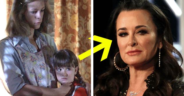 Paris Hilton's Aunt Was In The Original