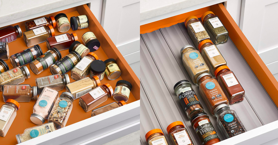 33 Ways To Make Your Kitchen More Organized Than Ever Before thumbnail