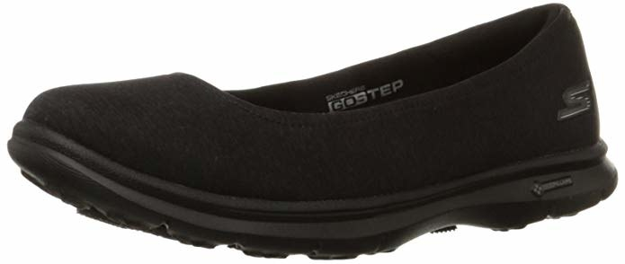 The ballet flat-shaped walking shoes