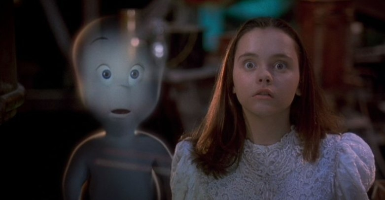 What it's about: A young girl and her father move into a spooky house with a few mischievous (and one friendly) ghosts. Fun Fact: Casper was the first feature film to have a CGI character in a leading role. Where to Watch: Starz