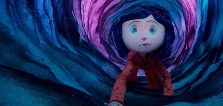What it's about: A young girl is taken to a universe that appears to be a better version of her own.Fun Fact: It took ten people 3-4 months to make one Coraline puppet. Where to Watch: Netflix