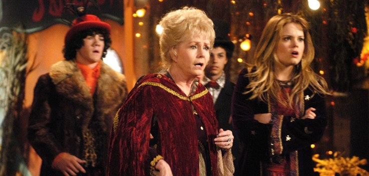 What it's about: A family is in for a shock when they realize grandma is a witch — making them witches, too! Fun Fact: Debbie Reynolds is the only person to appear in all four Halloweentown films. Where to Watch: Amazon (rent or buy)