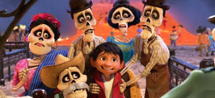 What it's about: A young boy travels to the Land of the Dead where he learns about his family's musical history. Fun Fact: Coco won the Oscar for Best Animated Feature Film. Where to Watch: Netflix