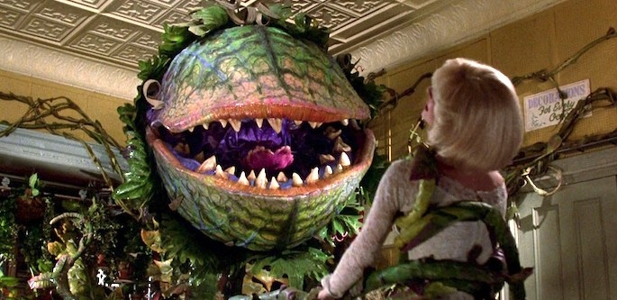 What it's about: A nerdy flower shop assistant find himself in trouble when an unusual plant begins eating people. Fun Fact: Brian Henson was one of the Audrey II puppeteers. Where to Watch: Amazon (rent or buy)