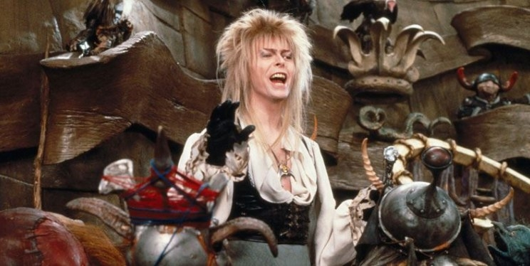 """What it's about: A teenage girl must face a dangerous maze in order to rescue her baby brother from the Goblin King.Fun Fact: The """"Dance Magic"""" scene included over 52 puppeteers, 48 puppets, and eight people in goblin costumes.Where to Watch: Amazon (rent or buy)"""