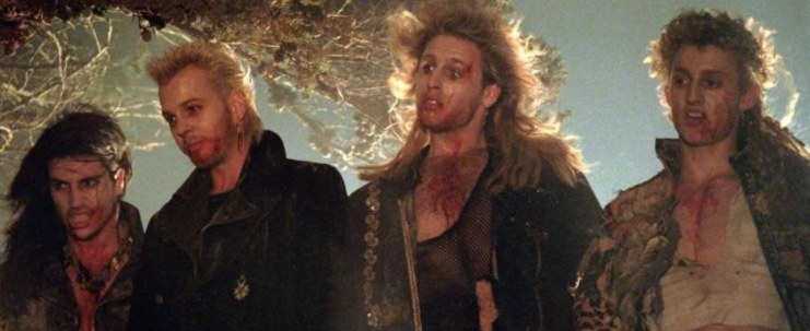 What it's about: Two brothers move to a new town, only to discover that it's overrun by teenage vampires. Fun Fact: This was Corey Haim and Corey Feldman's first film together. Where to Watch: HBO