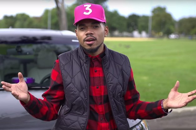 Chance The Rapper Disguised Himself As A Lyft Driver And It Was Hilarious