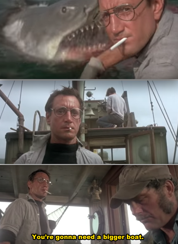 23 Unscripted Movie Moments That Actually Made It Into The Films