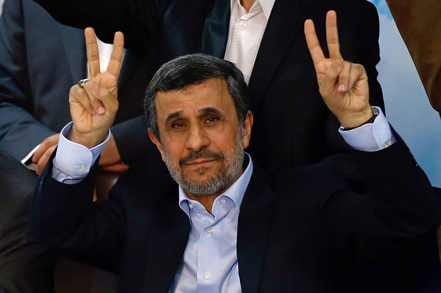 The Former President Of Iran Quoted Tupac To Troll The US