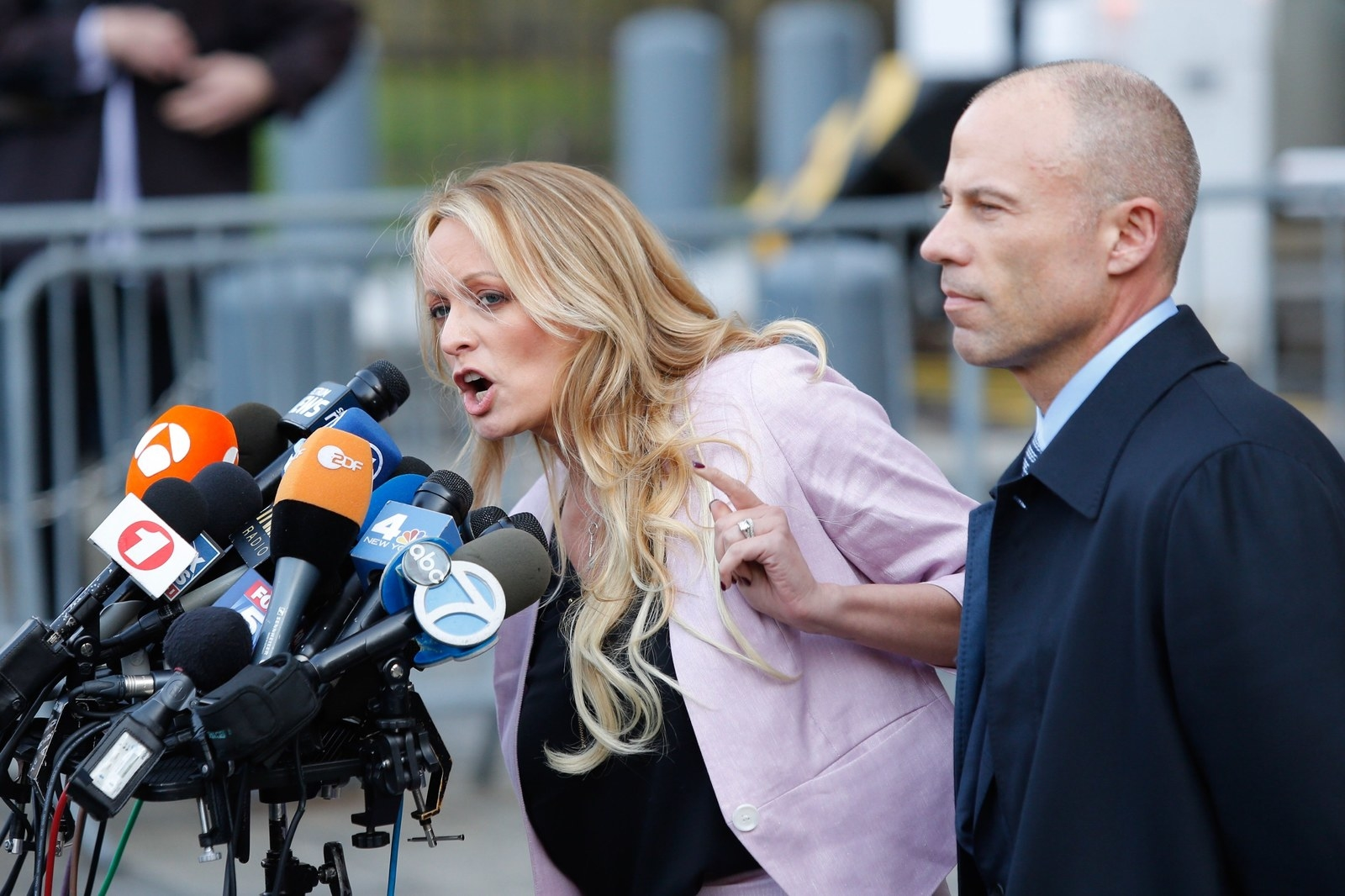 A Federal Judge Has Dismissed Stormy Daniels' Defamation Lawsuit Against Donald Trump