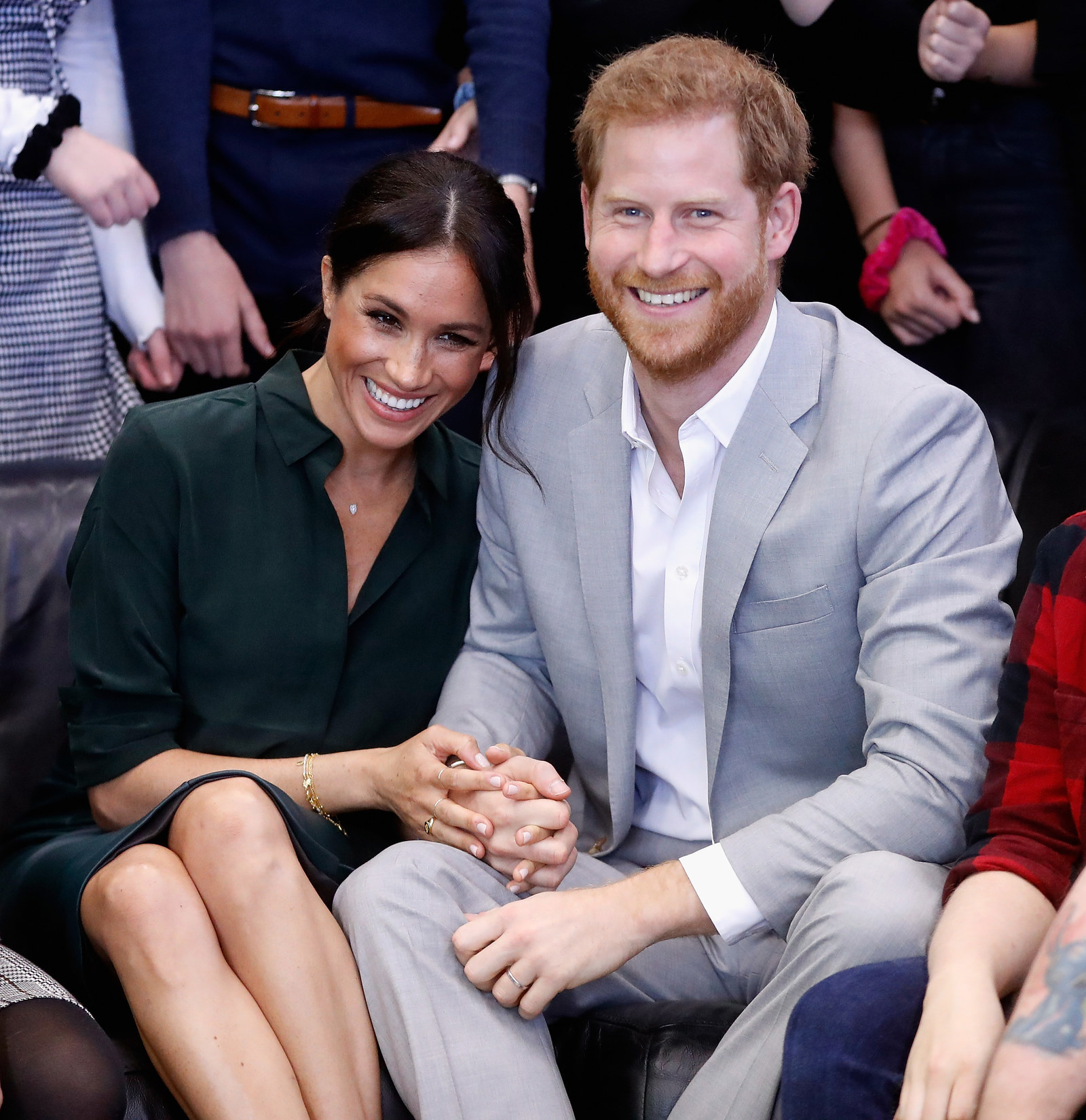 Flipboard Hungry Harry And Meghan Order Takeaway After