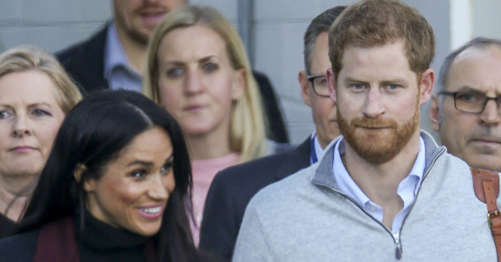 Prince Harry And Meghan Markle Are Here And Australia Has Lost Its Damn Mind