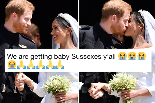Meghan Markle Is Pregnant And People Are Freaking Out