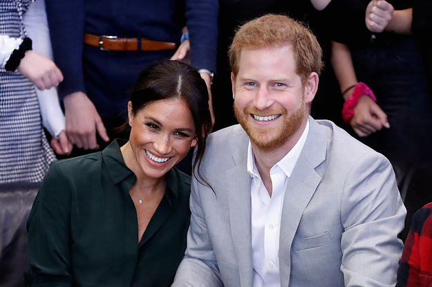 Prince Harry And Meghan Markle Are Expecting Their First Child