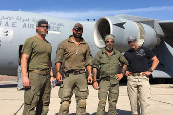 American Mercenaries Were Hired To Assassinate Politicians In The Middle East