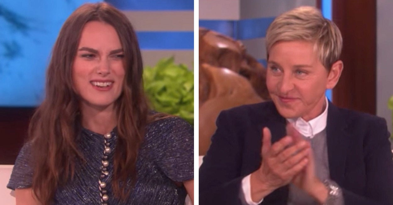 Keira Knightley Has Banned Her Daughter From Watching Certain Disney Movies Beca...