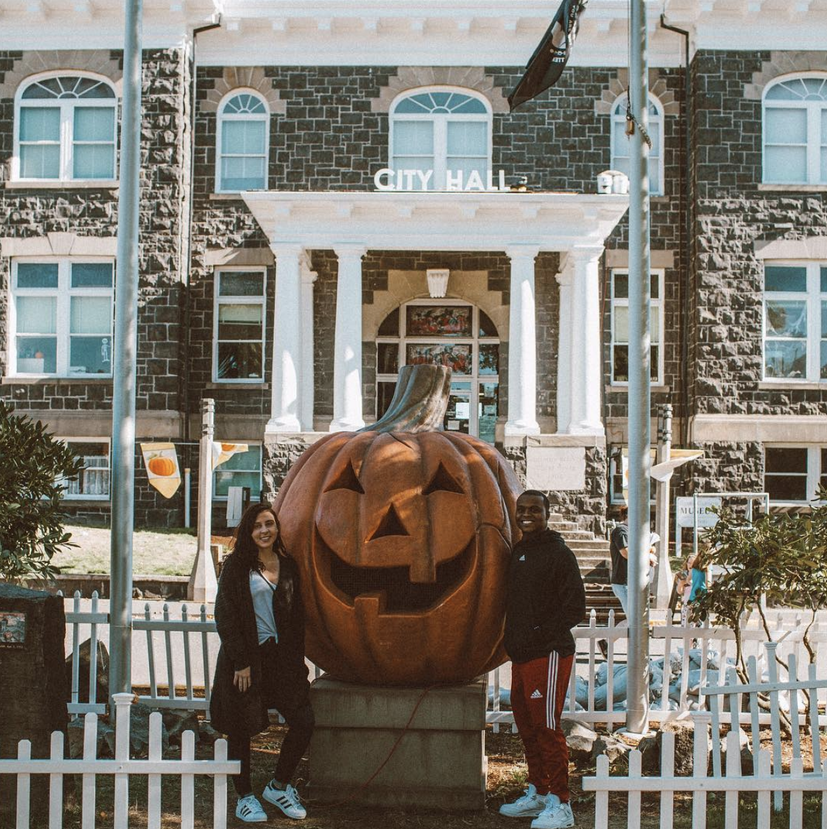 St. Helens actually has an annual month-long Spirit Of Halloweentown festival in the fall to celebrate the film.