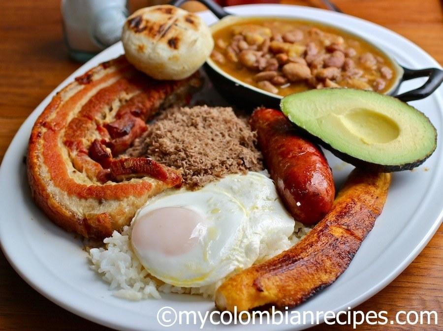 16 Deliciosas recetas de comida colombiana que puedes hacer en casa