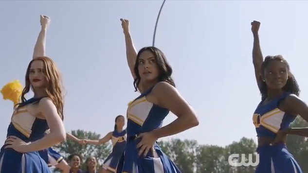 "This ""Jailhouse Rock"" Clip From ""Riverdale"" Is The Most Bonkers Thing I've Seen On A Show That Had Levitating Babies Last Week"