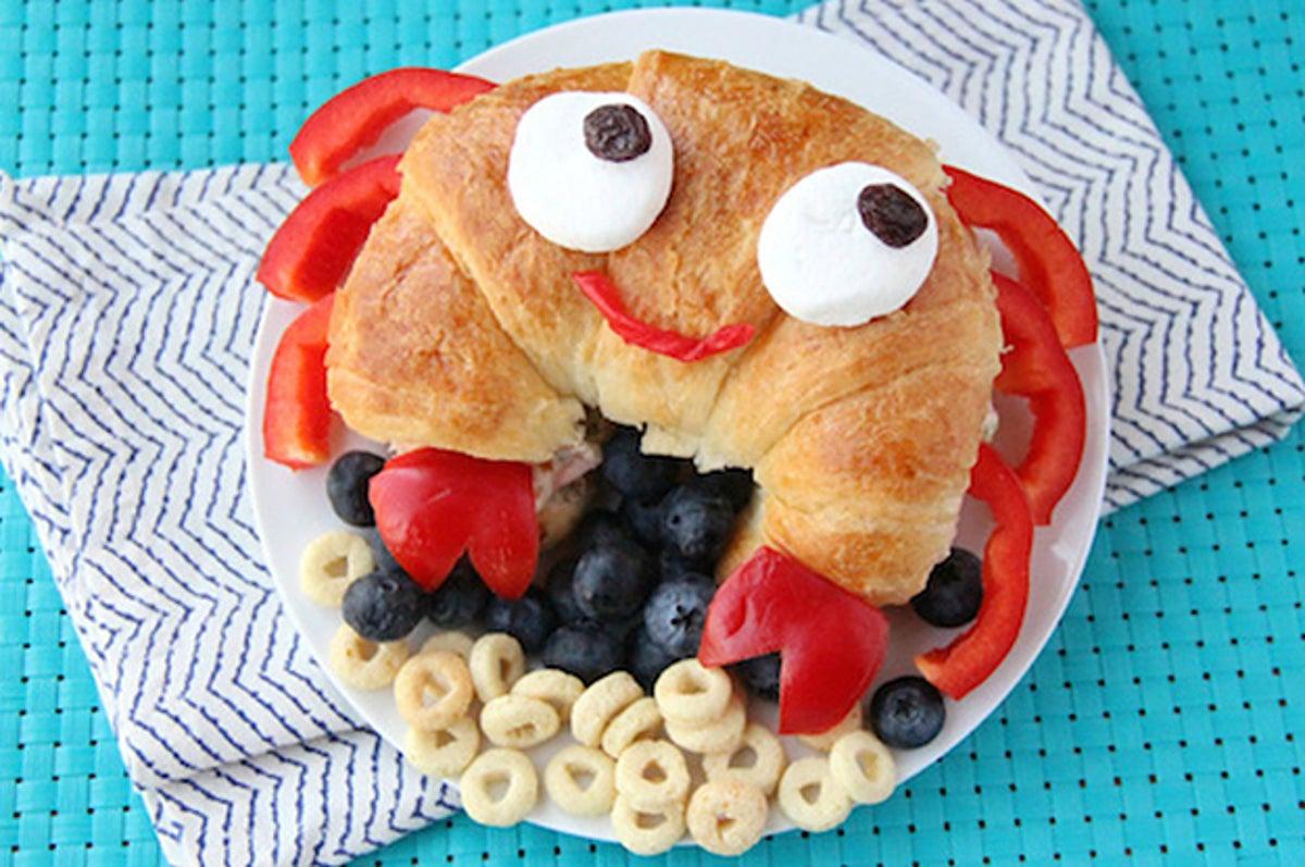 16 Desayunos Súper Creativos Divertidos Y Sanos Para Niños