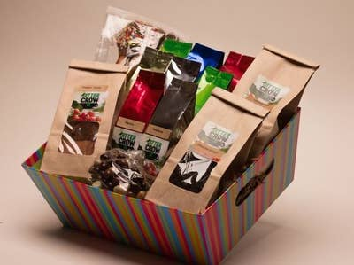 It Might Take A Little Extra Digging But Youre Bound To Find Totally Unique Gift Basket On Etsy