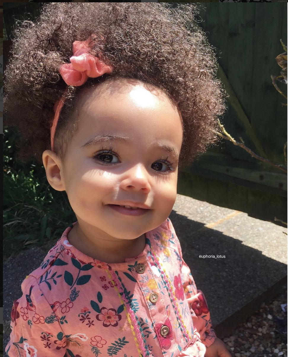 Meet The Parents Of The Instagram-Famous Mixed-Race Babies