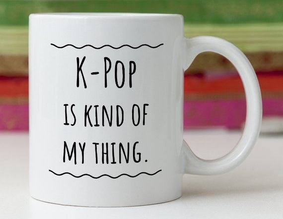 Cheeky Mugs To Represent Your Two Moods K Pop Obsessed And Suga Sarcasm
