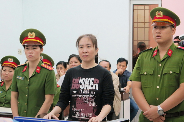 Vietnam Has Released Its Most Famous Blogger From Prison