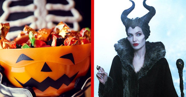 Buy Some Halloween Candy And We'll Tell You Which Evil Queen You Are