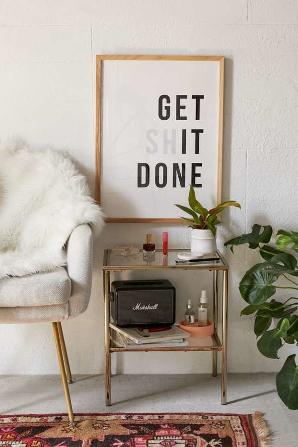 Get it from Urban Outfitters for $19.99+ (available in four sizes and 13 frame options).
