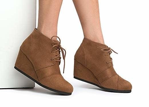 J. Adams Roxy ankle booties