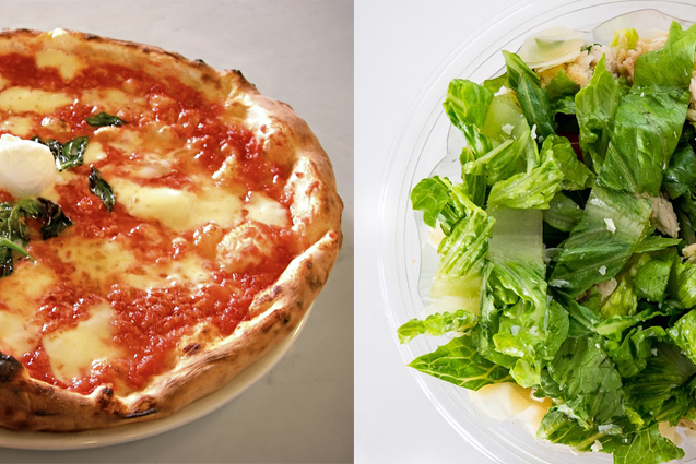 Are You Pizza Or Salad?
