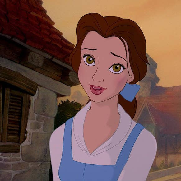 Disney Characters With Normally Proportioned Eyes Are Really Weird