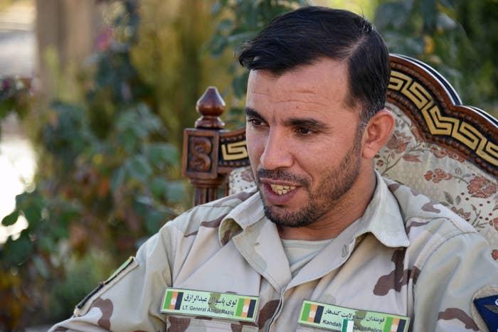 Afghan Gen. Abdul Raziq