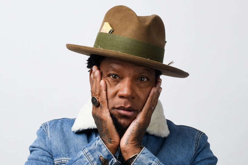 Comedian DL Hughley Says Bill Cosby's Imprisonment Should Be A #Y'allToo Movement