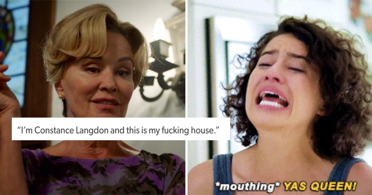 """American Horror Story"" Brought Back Literally Everyone From ""Murder House"" Last Night And The Internet Lost It"