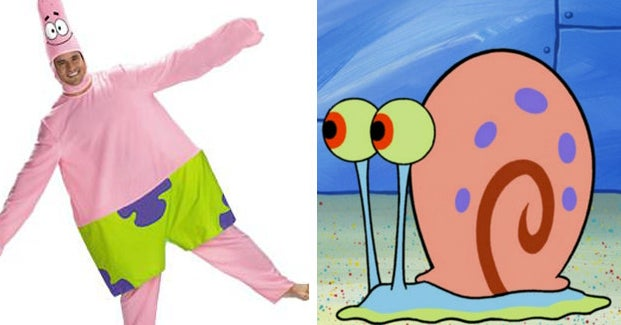 """This Quiz Will Reveal Which """"SpongeBob"""" Halloween Costume You Should Wear"""