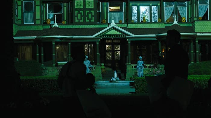 These Guys Spent The Night In The Winchester Mystery House
