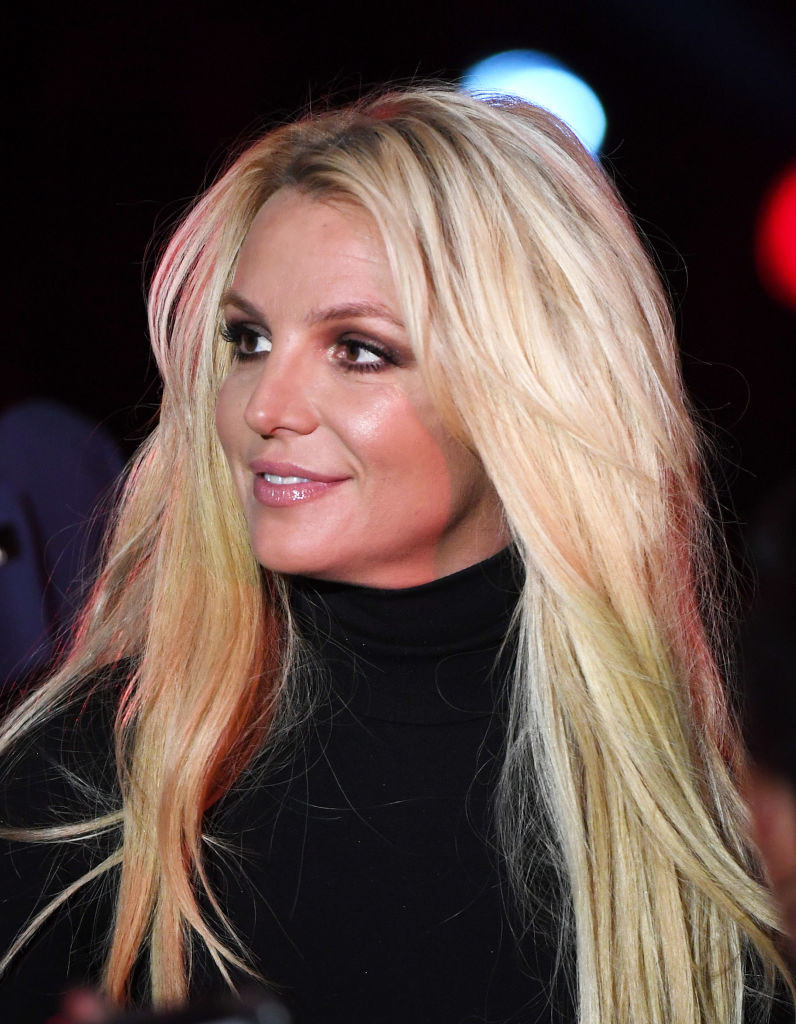 35 Times I Wanted To Shrivel Up And Die During Britney Spears' Big  Announcement