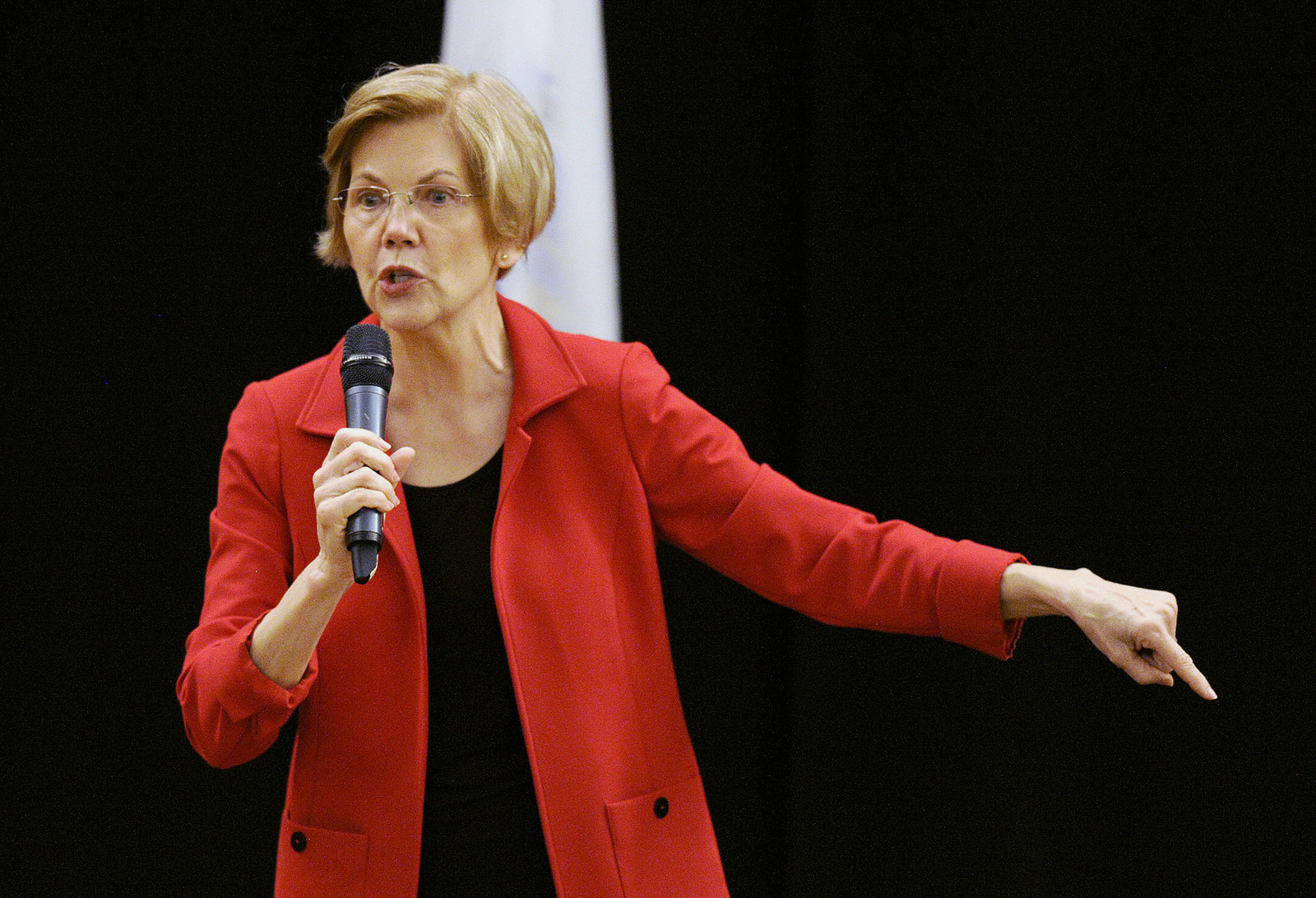 Elizabeth Warren Demands An Investigation Into American Ex-Soldiers' Assassination Campaign In Yemen